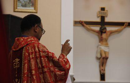 Roteiro espiritual para celebrar a Semana Santa