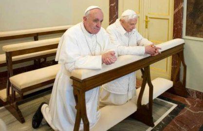 Bento XVI: com o pontificado do Papa Francisco, continuidade
