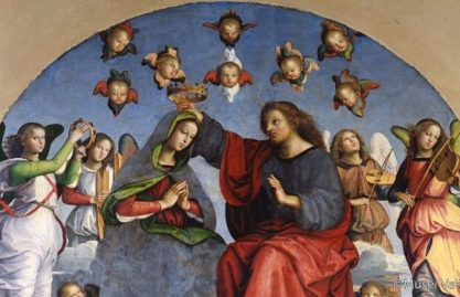 Nota sobre a celebração da Virgem Maria, Mãe da Igreja