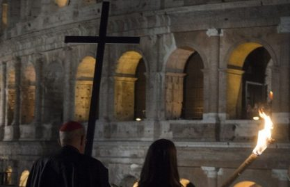 Acompanhe a Semana Santa com o Papa no Vatican News