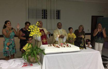 Diácono Carlaile Tornelli celebra 10 anos de ordenação