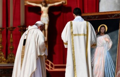 Papa: Misericórdia, o palpitar do coração de Deus