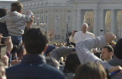 Audiência: a grande verdade é que Deus é Pai e Nele podemos confiar
