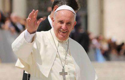 JMJ Panamá 2019: Aos 83 anos, homem prepara um retrato do Papa Francisco
