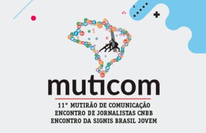 Inscrições abertas para o 11º Mutirão Brasileiro de Comunicação, em Goiânia