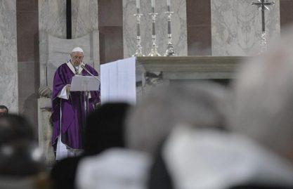 Papa: Quaresma, tempo para reencontrar a rota da vida