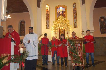 Domingo de Ramos – Missa da Unidade