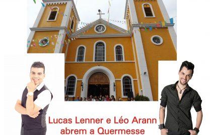Duplas sertanejas e cantores vão animar a quermesse de São Pedro