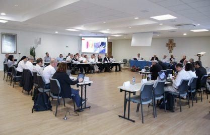 Após dois dias de reunião, presidente da CNBB destaca os encaminhamentos do Consep em Brasília