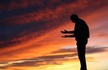 Buscar a Deus em minha oração