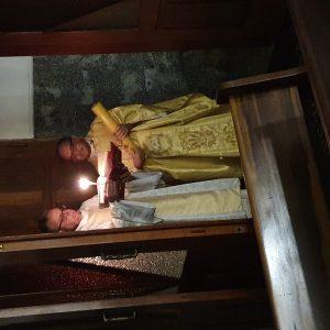 Sábado de Aleluia - Bênção do Círio Pascal