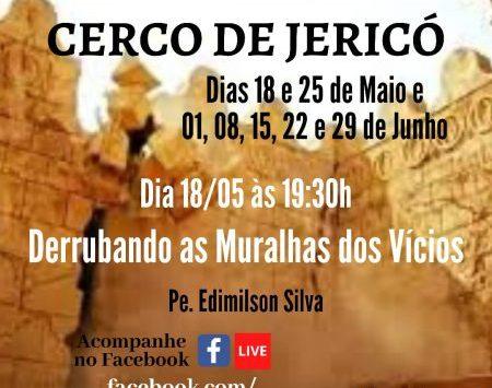 Missa das Causas Impossíveis - Cerco de Jericó