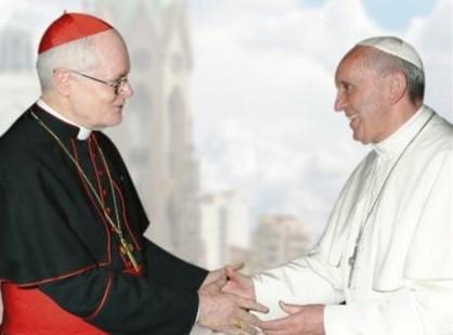 Papa Francisco liga para Dom Odilo e mostra preocupação com o avanço da Covid-19 em SP
