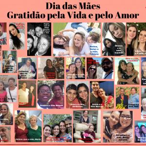 Dia das Mães 2020- Painel da Gratidão - 1