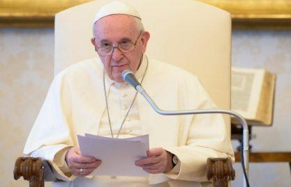 """O Papa na Audiência Geral: """"A oração é o respiro da fé"""""""