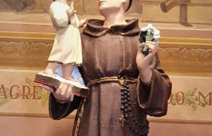 "O que nos ensinam os santos ""juninos"""