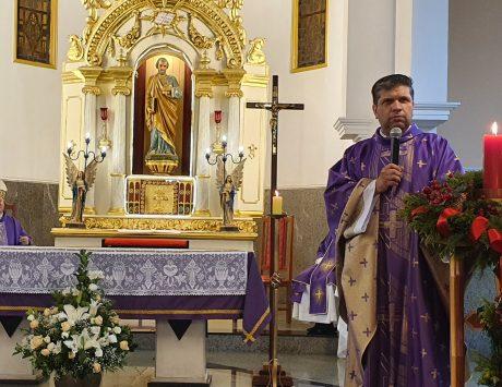 Pe. Claudinei é o novo pároco da Paróquia São Pedro